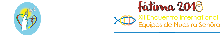 Fátima 2018 Logo